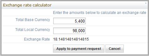 ExchangeRateCalculator